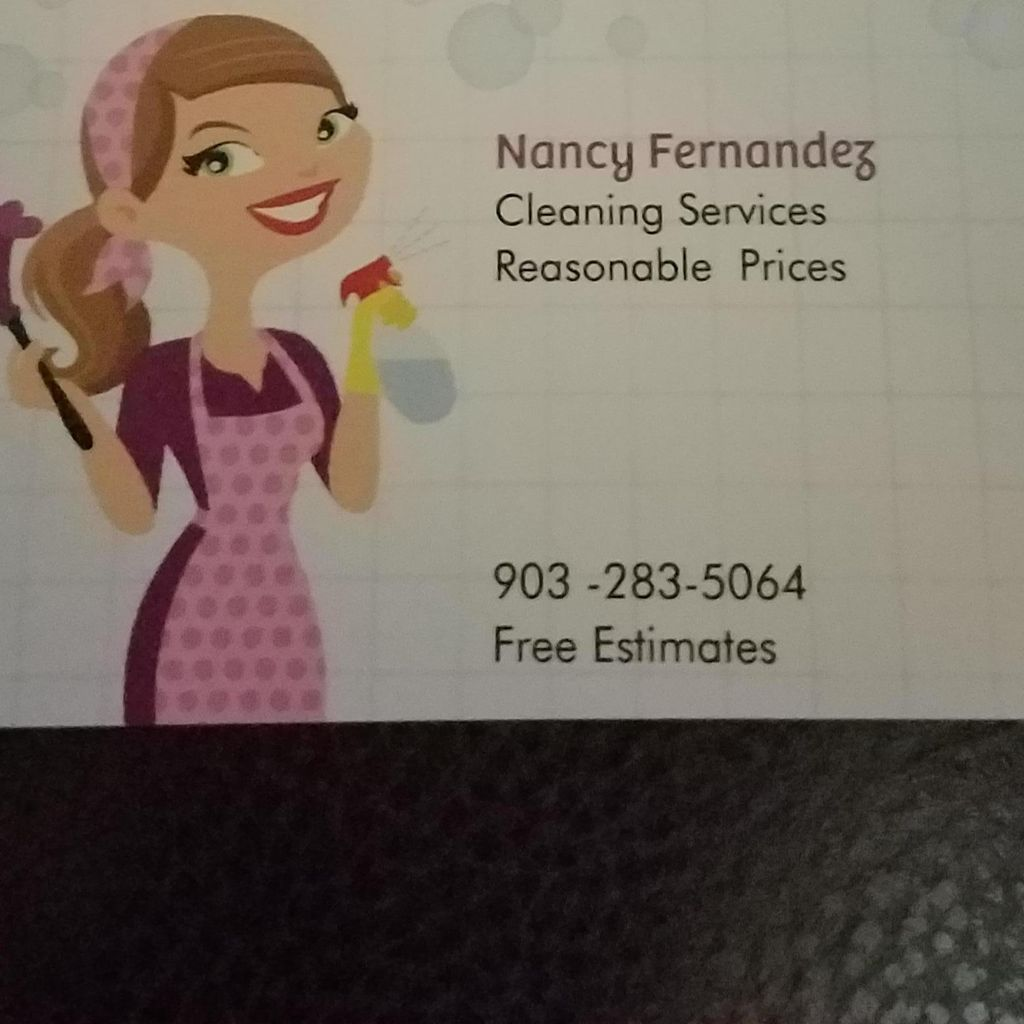 Nancys cleaning service