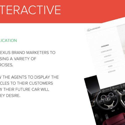 Lexus Interactive