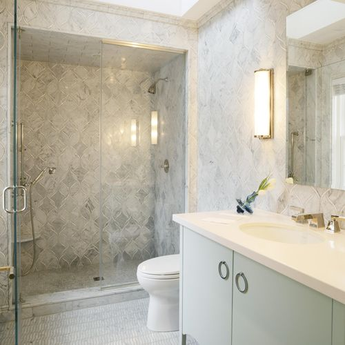 Sunderland - Secondary Bathroom