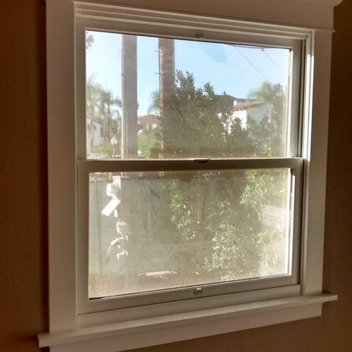 craftsman style window trim (new)