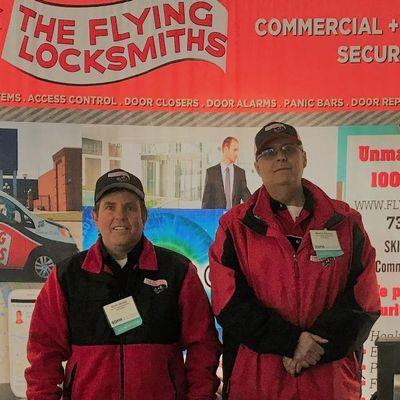Avatar for The Flying Locksmiths - Detroit North