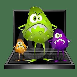 we remove malware and virus