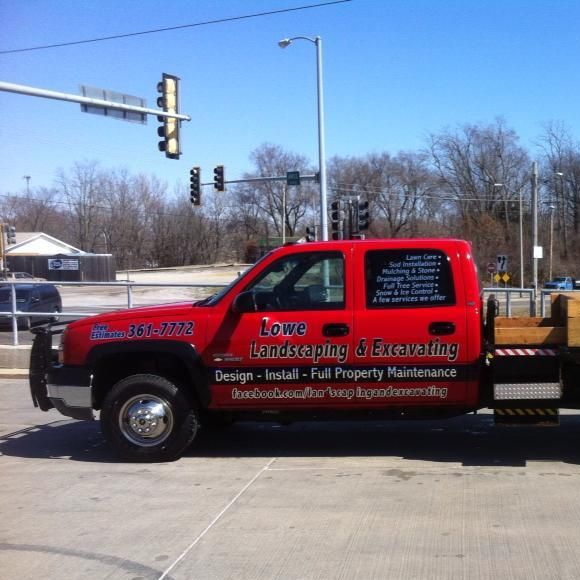 Lowe Landscaping and Excavating
