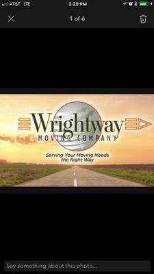 Avatar for Wrightway Moving Company, LLC