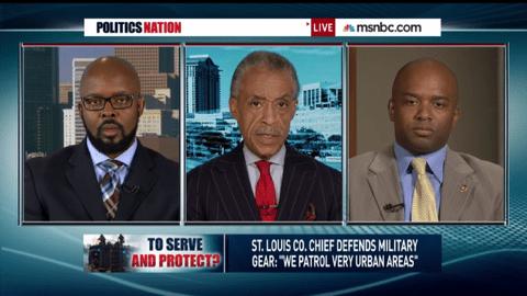 Politics Nation with Host Rev. Al Sharpton - $40M Lawsuit Against Police