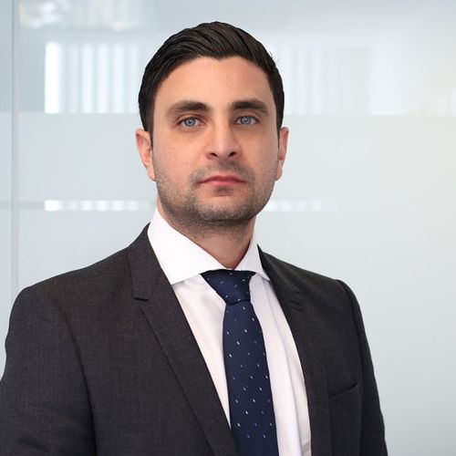 Attorney Daniel Azizi