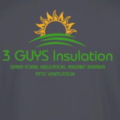 Avatar for 3 GUYS Insulation