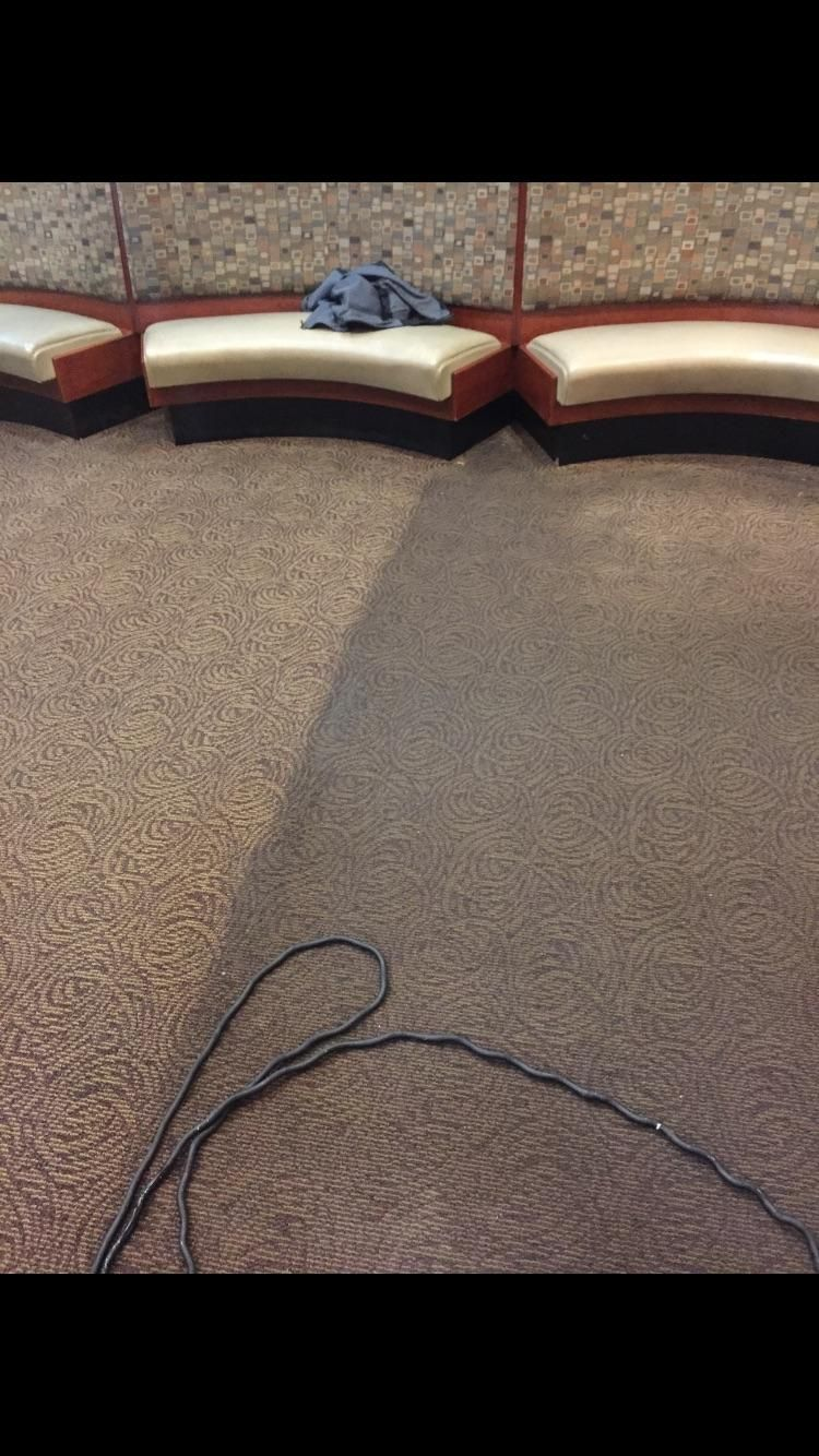 A.T.M. Building Maintenance L.L.C & Carpet Clea...