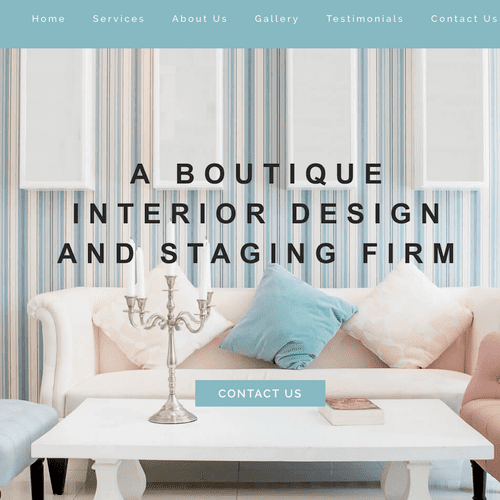 A Corona Interiors is a Boutique Interior Design and Staging Firm