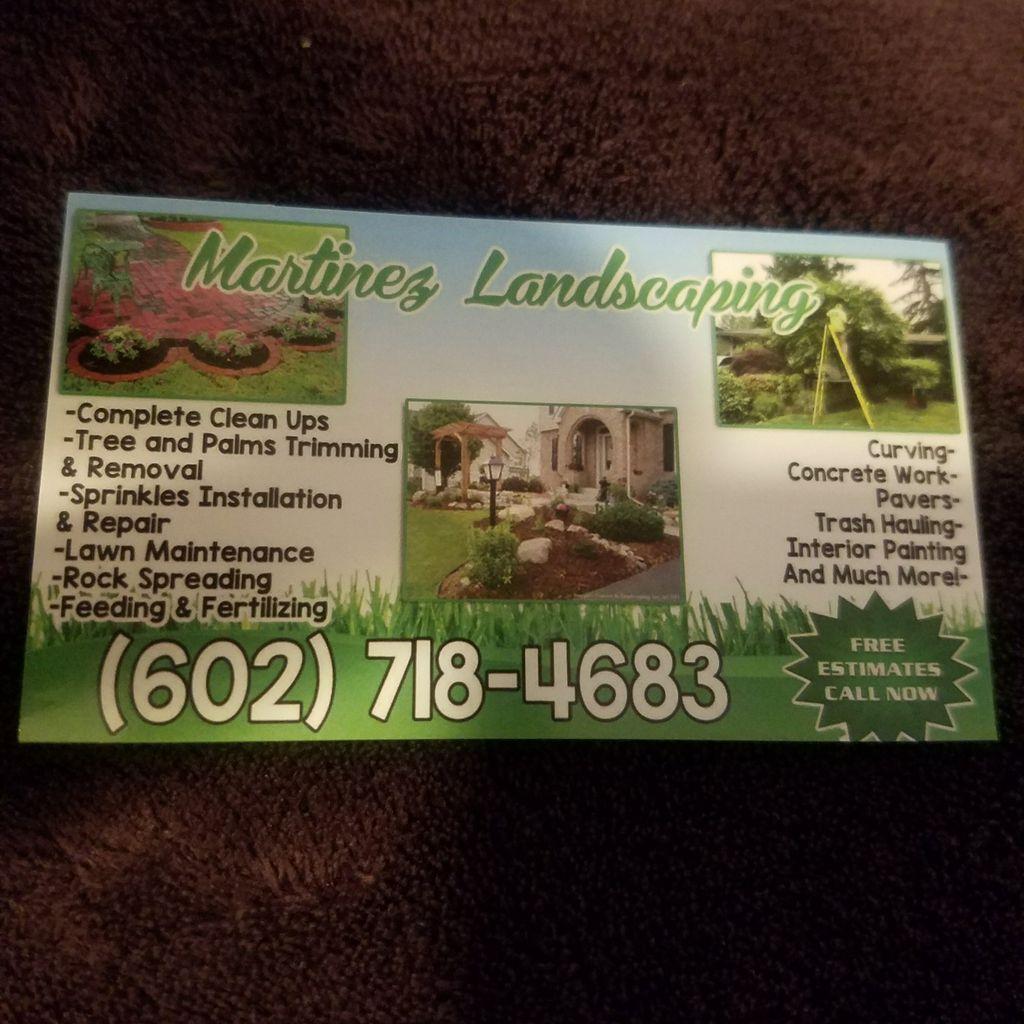 Martínez Concrete & Landscaping Services