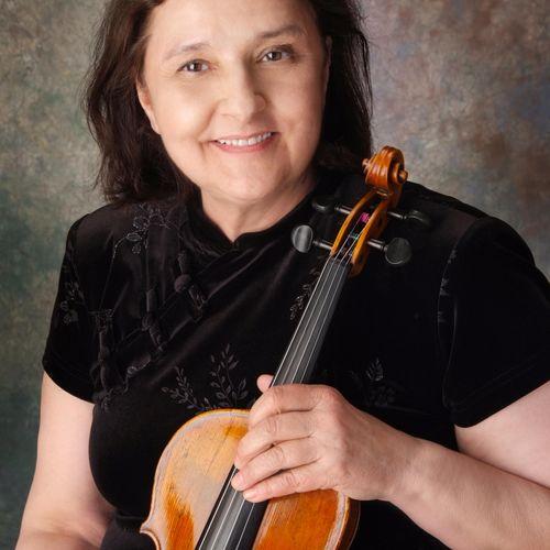 String specialist, Dr. Barbara Lamb