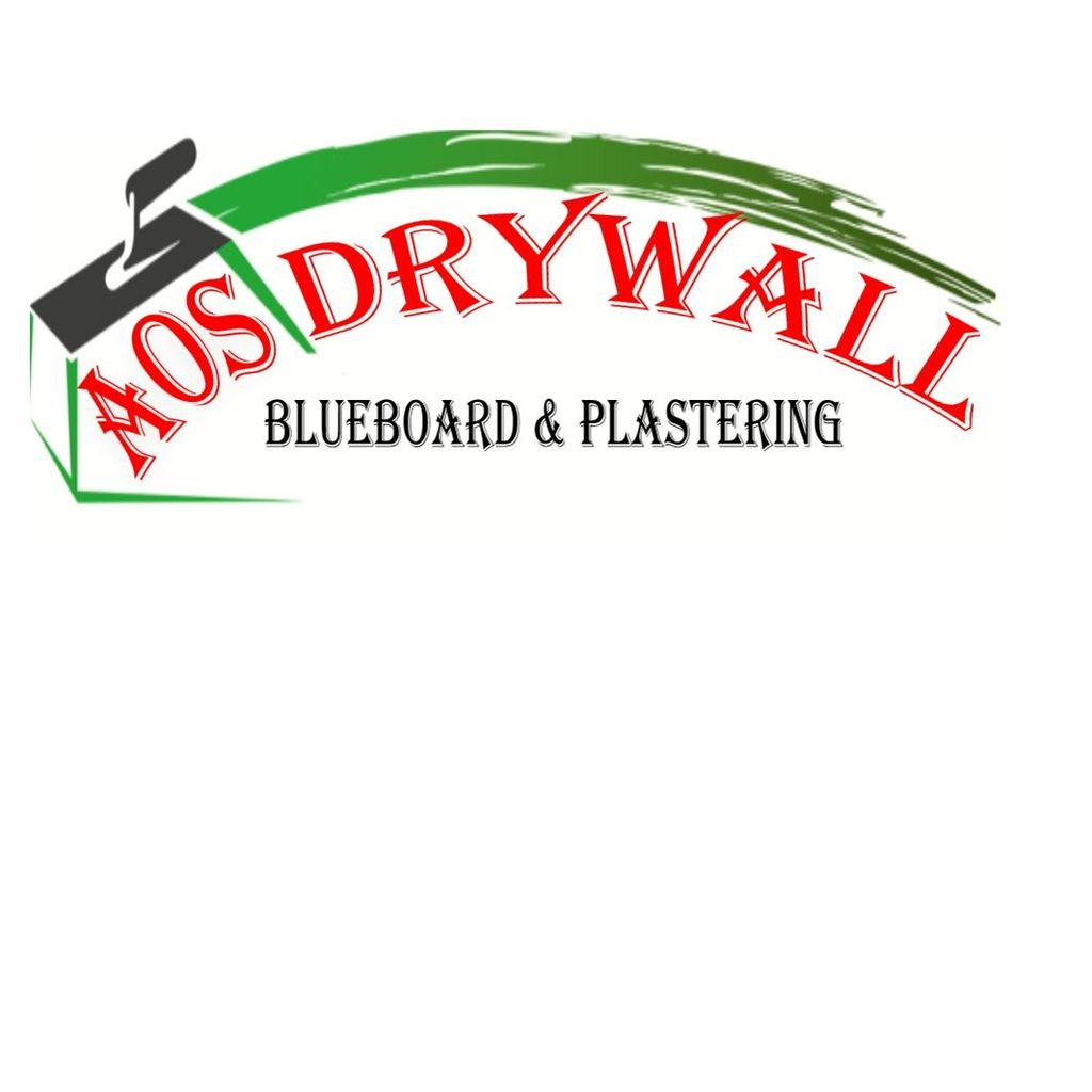 AOS Drywall blueboard e plastering