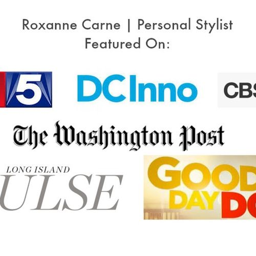 My styling work and expertise have been featured in major media publications.