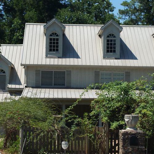 Metal Roof - Standing Seam