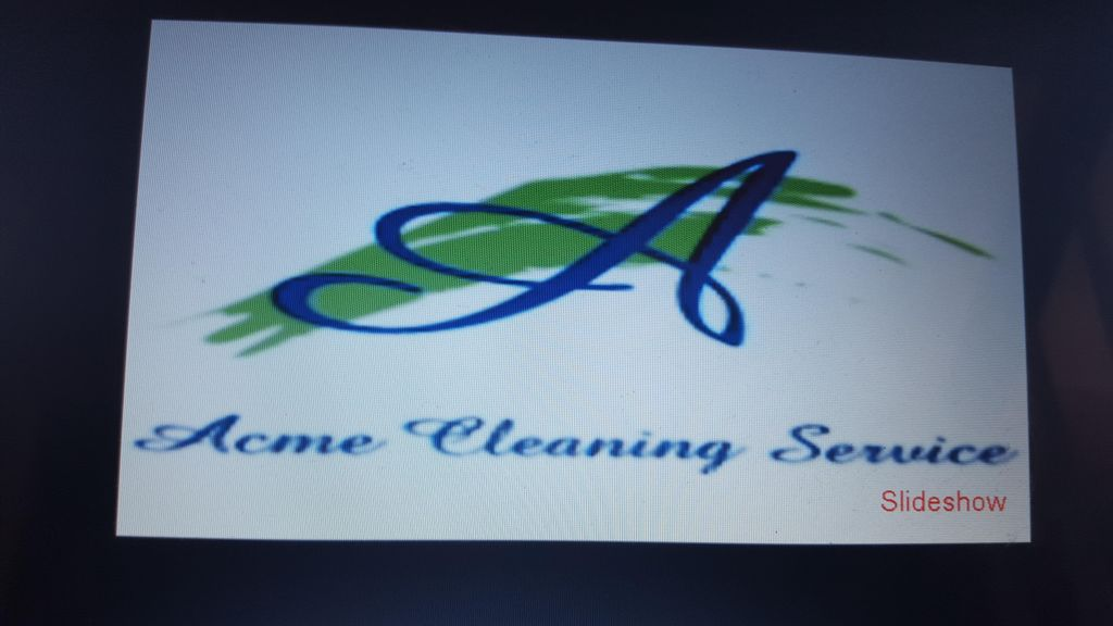 Acme Cleaning Service