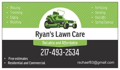 Avatar for Ryan's Lawn Care