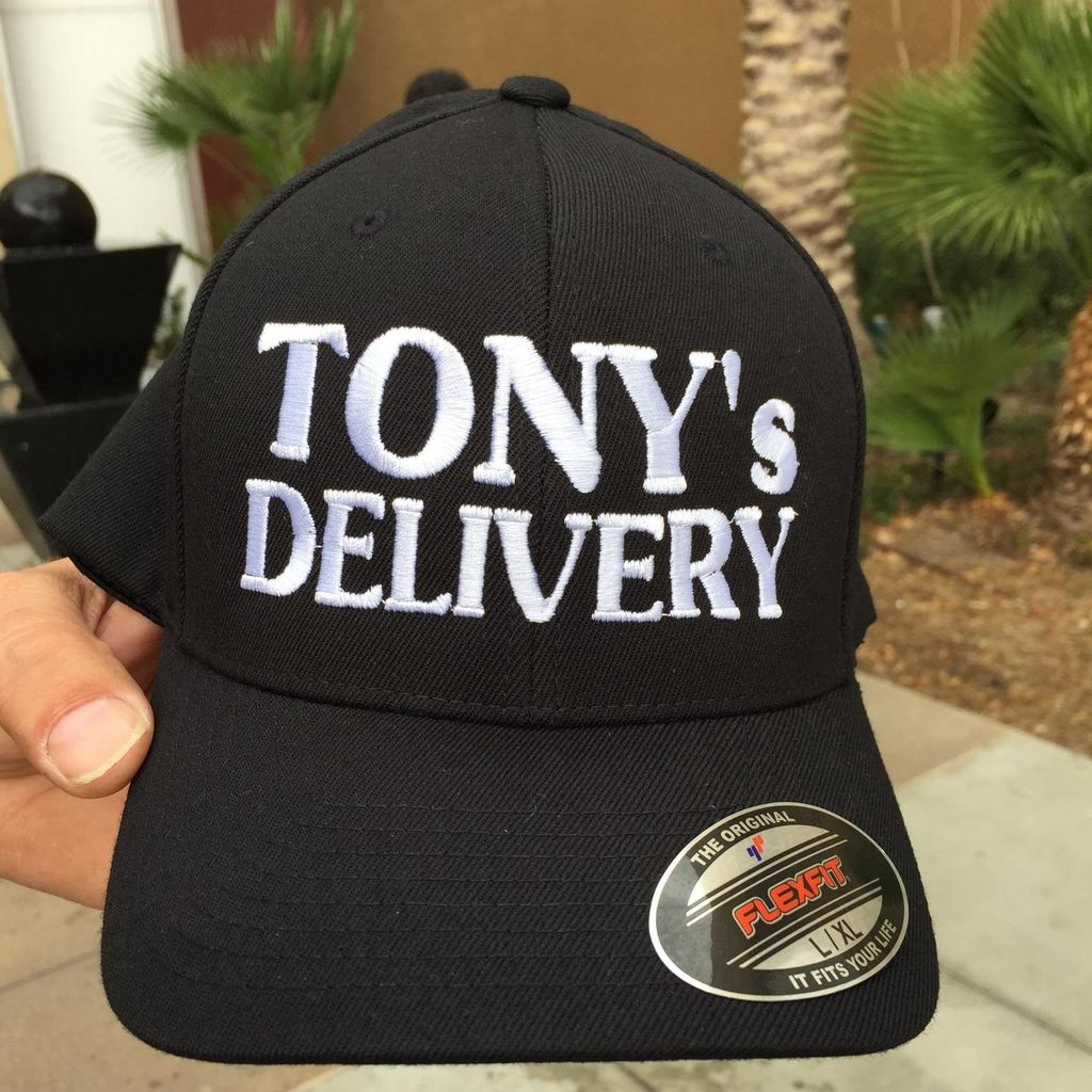 Tony's  delivery and labor