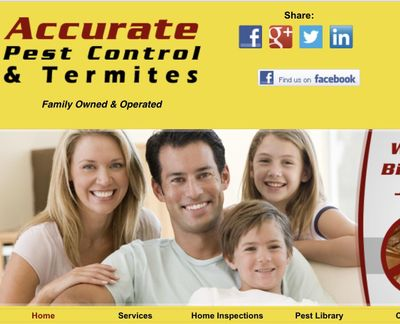 Avatar for Accurate Pest Control Staten Island, NY Thumbtack