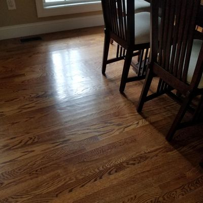 Avatar for Hardwood Floors Installed