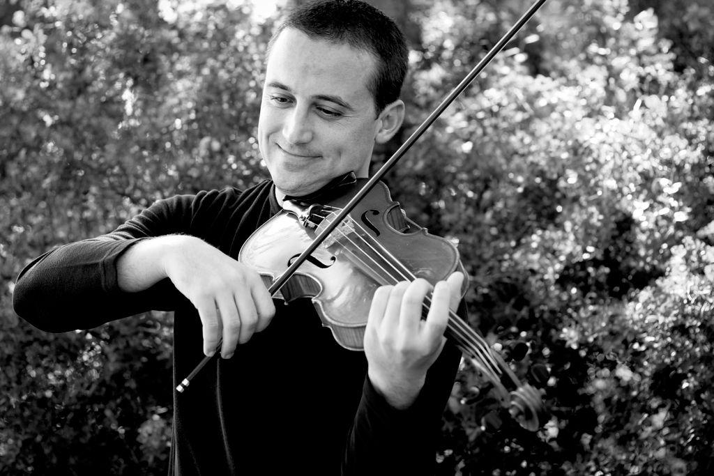 Dr. Jeremy Starr: Violin/Viola Lessons
