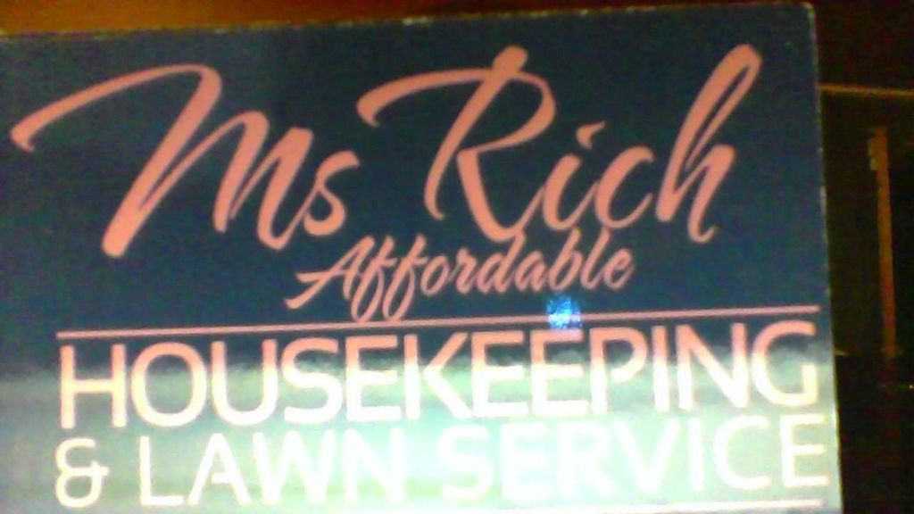 Ms. Rich Affordable Sevices