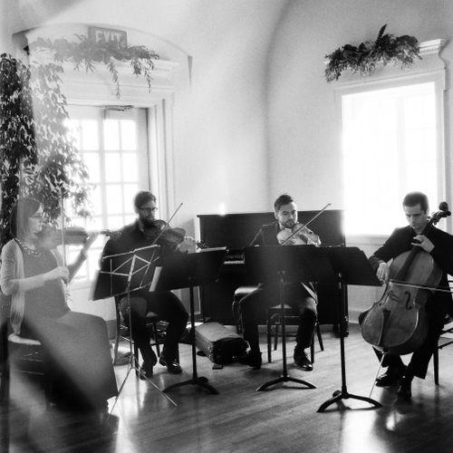 Amethyst String Quartet - May 2016