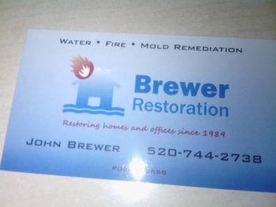 Avatar for Brewer Restoration Enterprises, Inc.
