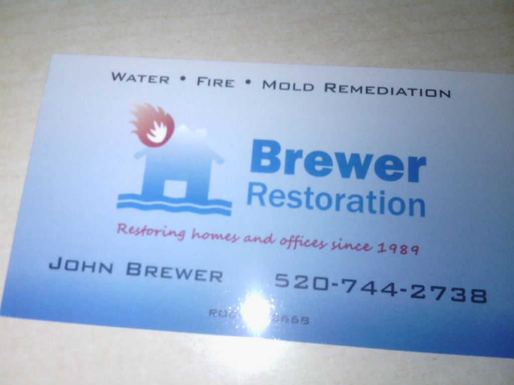 Brewer Restoration Enterprises, Inc.