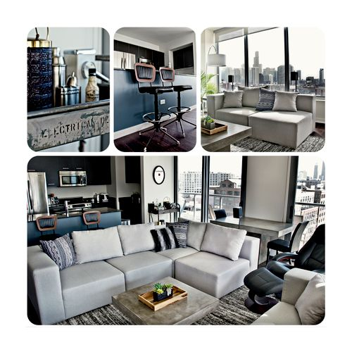 Dan's living room