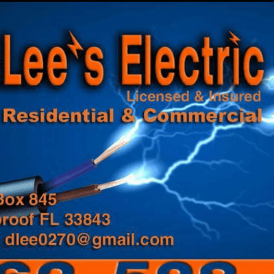 Avatar for Lee's Electric