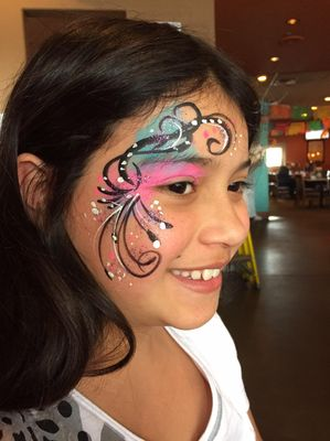 Avatar for Fantastic Faces Face Painting