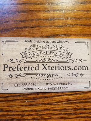 Avatar for Preferred Xteriors Woodstock, IL Thumbtack