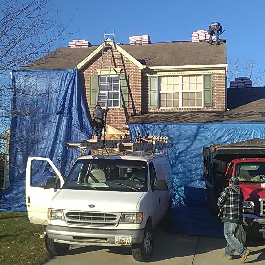 Breeden roofing