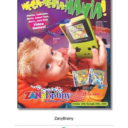 ZanyBrainy Sales Magazine FSI