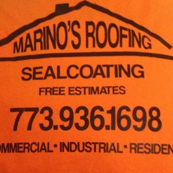 Marino's roofing company