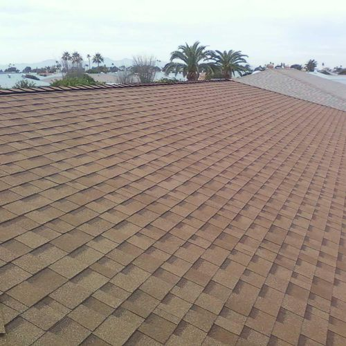 New 30 Year Dimensional Shingles