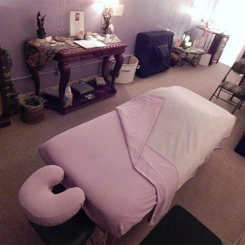 Your massage awaits