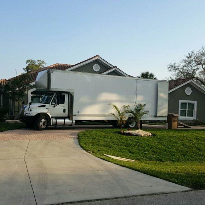 Nash Moving Service Inc.