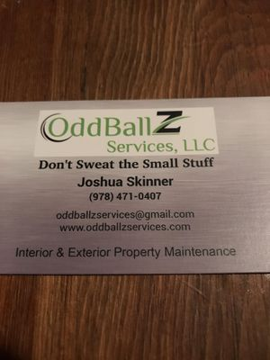 Avatar for Oddballz Services LLC