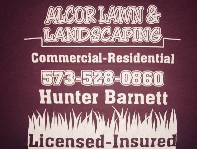 Avatar for Alcor Lawn & Landscape Dixon, MO Thumbtack