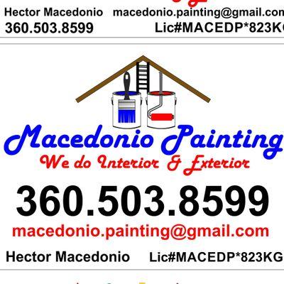 Avatar for Macedonio Painting