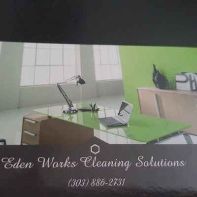 Avatar for Eden Works Cleaning Solutions Aurora, CO Thumbtack