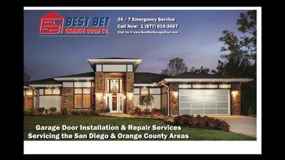 Avatar for Best Bet Garage Door Company Oceanside, CA Thumbtack
