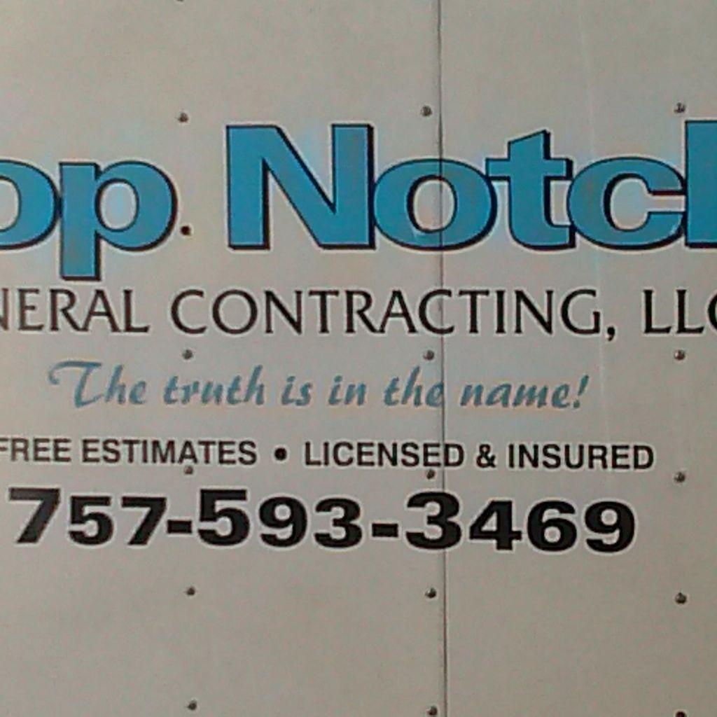 Top Notch General Contracting, LLC
