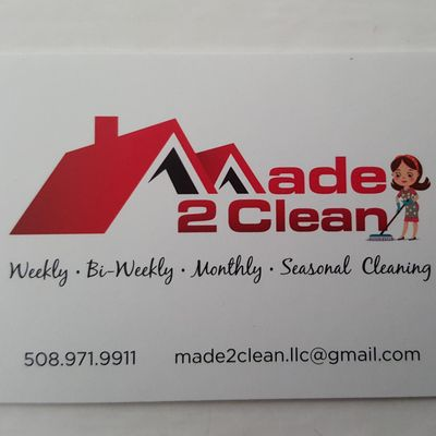 Avatar for Made2Clean