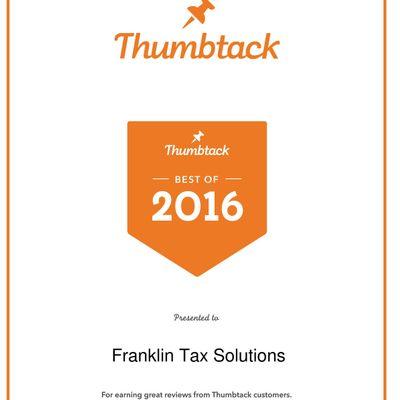 Avatar for Franklin Tax Solutions San Rafael, CA Thumbtack