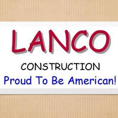Avatar for LANCO Construction Mount Joy, PA Thumbtack