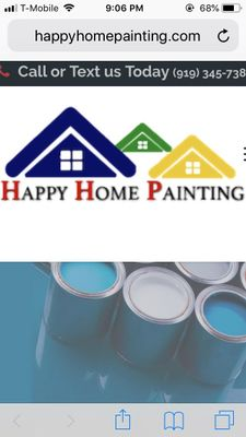 Avatar for Happy Home Painting Raleigh, NC Thumbtack