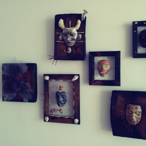3D Wall Pieces...