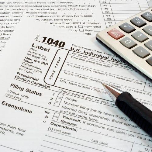 Tax season is getting ready to start.